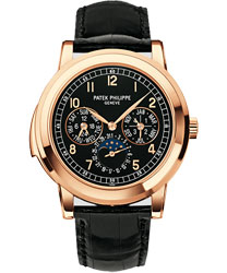 Patek Philippe Chronograph Perpetual Calendar Men's Watch Model: 5074R