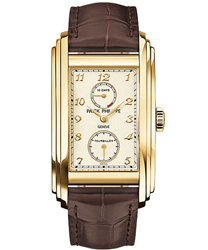 Patek Philippe 10 Day Tourbillon Mens Wristwatch Model: 5101J-001