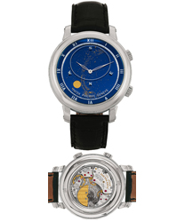 Patek Philippe Celestial Men's Watch Model: 5102G