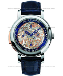Patek Philippe Grand Complication Men's Watch Model 5104P