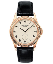 Patek Philippe Calatrava   Wristwatch Model: 5115R