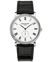 Patek Philippe Calatrava Mens Wristwatch Model: 5116G