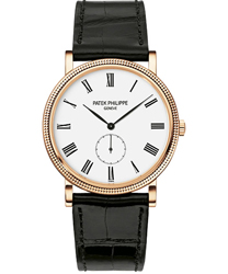 Patek Philippe Calatrava Mens Watch Model 5116R
