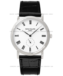 Patek Philippe Calatrava Mens Watch Model 5119G