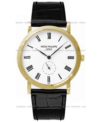 Patek Philippe Calatrava Mens Wristwatch Model: 5119J