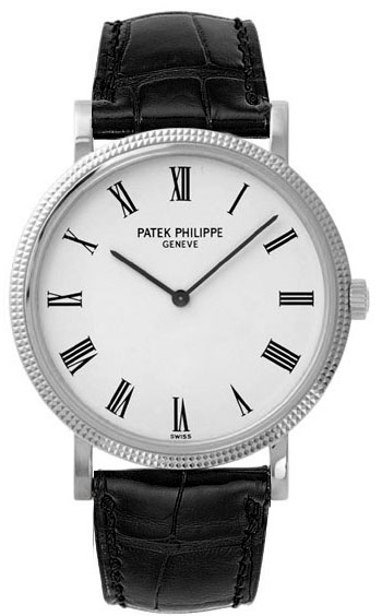 Patek Philippe Calatrava Men's Watch Model 5120G