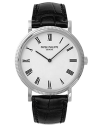 Patek Philippe Calatrava Mens Wristwatch Model: 5120G