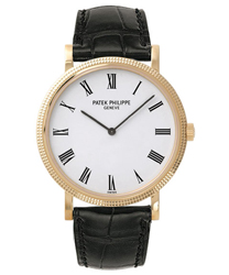 Patek Philippe Calatrava Men's Watch Model 5120J