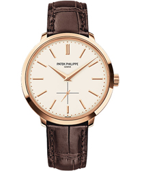 Patek Philippe Calatrava Mens Watch Model 5123R-001
