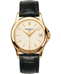 Patek Philippe Calatrava Mens Wristwatch