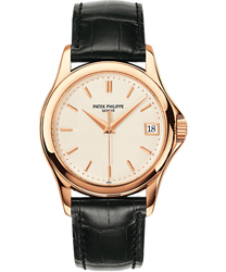 Patek Philippe Calatrava Mens Wristwatch Model: 5127R-001