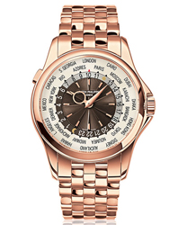 Patek Philippe World Time Mens Watch Model 5130-1R-001