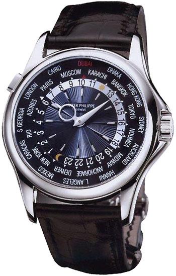 Patek Philippe World Time Dubai Men's Watch Model 5130P-014