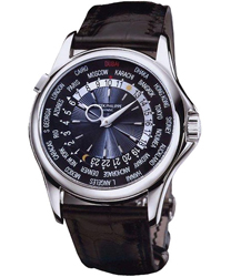 Patek Philippe World Time Dubai Men's Watch Model: 5130P-014