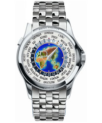 Patek Philippe World Time Mens Watch Model 5131-1G-010