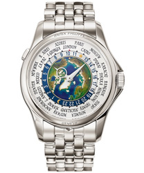 Patek Philippe World Time Men's Watch Model 5131/1P-001