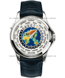 Patek Philippe World Time Mens Watch Model 5131G