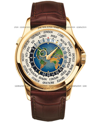 Patek Philippe World Time Men's Watch Model 5131J