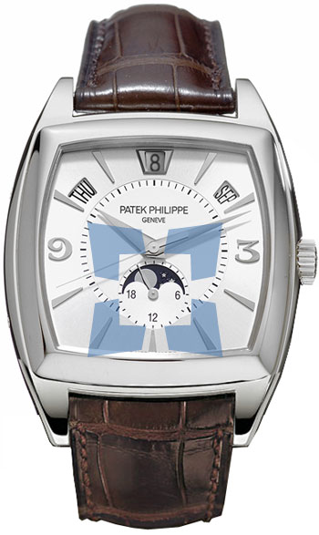 Patek Philippe Annual Calendar Men's Watch Model 5135G