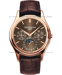 Patek Philippe Complicated Perpetual Calendar Mens Wristwatch