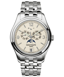 Patek Philippe Complicated Annual Calendar   Model: 5146-1G-001