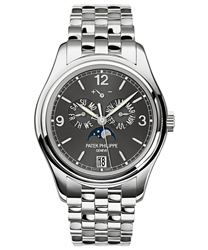 Patek Philippe Complicated Annual Calendar   Model: 5146-1G-010