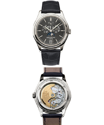 Patek Philippe Complicated Annual Calendar Mens Wristwatch