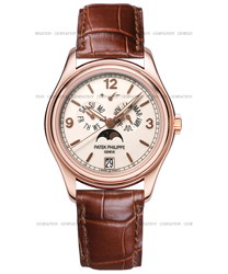 Patek Philippe Complicated Annual Calendar   Model: 5146R