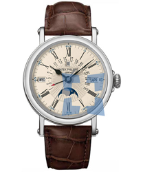 Patek Philippe Calendar Mens Wristwatch