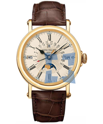 Patek Philippe Calendar Men's Watch Model: 5159J