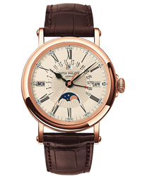 Patek Philippe Calendar Men's Watch Model 5159R-001