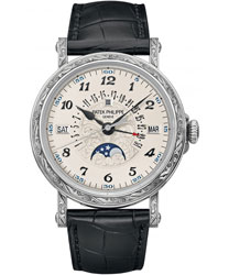 Patek Philippe Grand Complication Men's Watch Model: 5160-500G-001