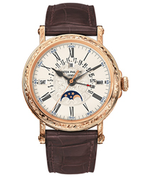 Patek Philippe Grand Complication Mens Wristwatch