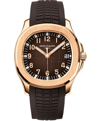 Patek Philippe Aquanaut Mens Wristwatch