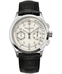 Patek Philippe Classic Chronograph  Mens Wristwatch