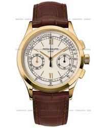Patek Philippe Classic Chronograph Men's Watch Model: 5170J-001