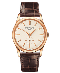 Patek Philippe Calatrava Mens Watch Model 5196R