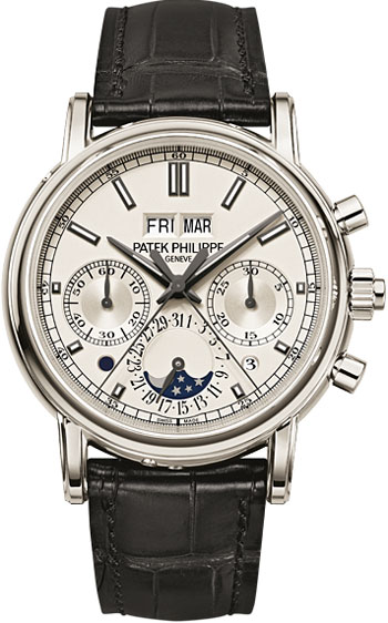 Patek Philippe Grand Complication Men's Watch Model 5204P