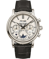 Patek Philippe Grand Complication Men's Watch Model: 5204P