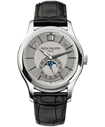 Patek Philippe Annual Calendar Mens Wristwatch Model: 5205G-001