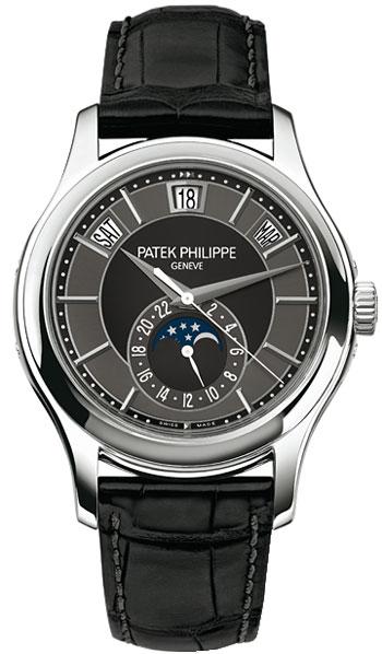 Patek Philippe Annual Calendar Men S Watch Model 5205g 010