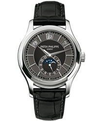 Patek Philippe Annual Calendar Mens Wristwatch Model: 5205G-010
