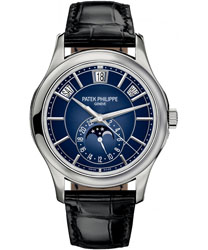 Patek Philippe Annual Calendar Men's Watch Model: 5205G-013