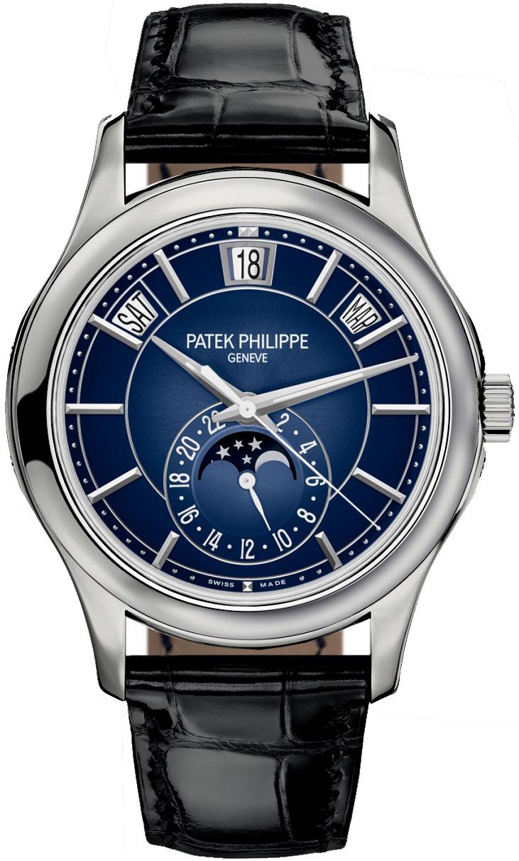 Patek Philippe Annual Calendar Men S Watch Model 5205g 013