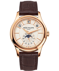Patek Philippe Annual Calendar Men's Watch Model 5205R-001