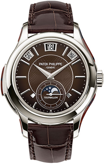 Patek Philippe Complicated Annual Calendar Men's Watch Model 5207-700P-001