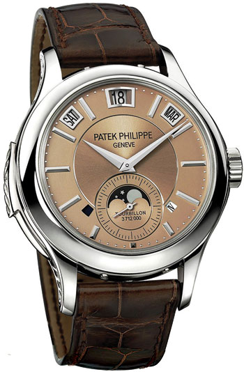 Patek Philippe Complicated Annual Calendar Men