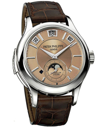 Patek Philippe Complicated Annual Calendar Men's Watch Model 5207P