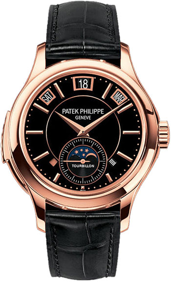 Patek Philippe Complicated Annual Calendar Men's Watch Model 5207R-001