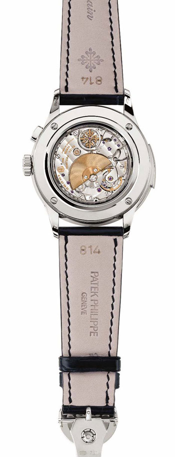 Patek Philippe Grand Complication Men's Watch Model 5208P Thumbnail 2